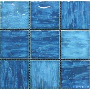95x95mm Chip Size Mosaico de piscina