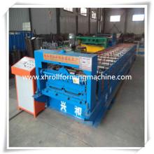 820 alumínio telhado chapa de aço de rolamento formando máquina/frio máquinas (venda quente)