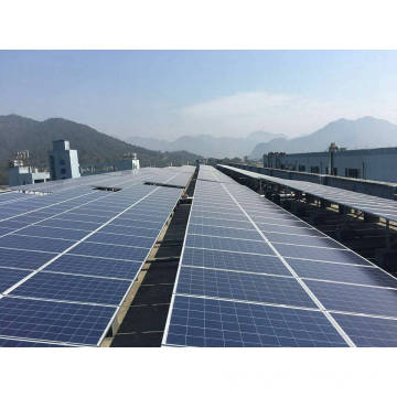 Volle Leistung 200W Poly Solar Energy Panel mit bester Qualität in China