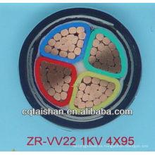 Cable de alimentación de aislamiento de PVC