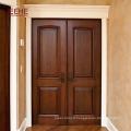 Conception de portes de maison de luxe en bois nord de l'Inde