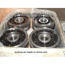 Bague d'engrenage de forgeage et d'usinage CNC