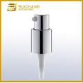 16mm aluminium cream pump
