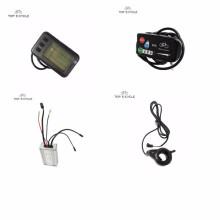 Inteligente desempenho inteligente display LCD para bicicleta elétrica kit ebike