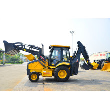 XCMG 2ton smalll mini tractor with backhoe XC870K
