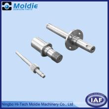 Mecanizado CNC para pasadores metálicos