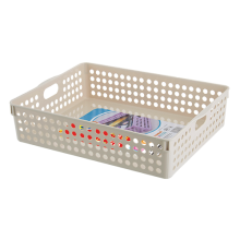 9462 9461 Multi-purpose pp plastic storage basket