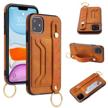 2021 new design Vintage Logo Luxury Fabric Soft pu Leather Mobile Phone Back Case For Japan
