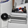 Пневматический пресс для горячего прессования от компании sunmeta, горячий принтер для сублимации с сублимацией