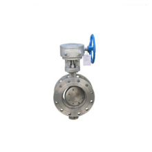 Butterfly Valve with Flange End