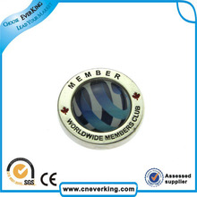 Factory Make Badge with Light Machine Used Lapel Pin