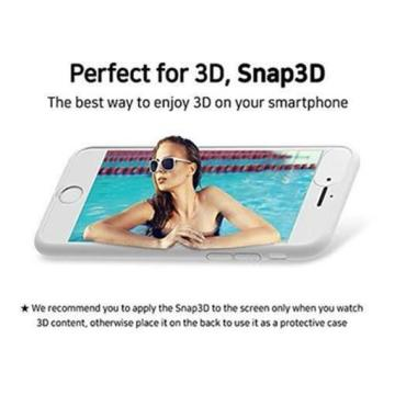 Visualizador Android Snap 3D para o iPhone 6S Plus