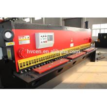 QC11Y-6 * 3200 hydraulische CNC 6mm Dicke Metallplatte Guillotine Schere