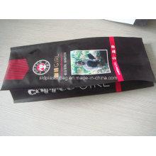 Printed Beautiful Side Gusset Coffee Bag