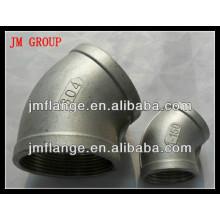 """ASME 1/2 """"-24"""" curvatura em aço inoxidável"""
