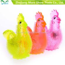Los nuevos juguetes Puffer Yoyo Chicken se iluminan