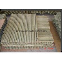 Tubos de fibra de vidro / FRP para indústria militar