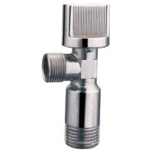 J7001 Vanne angulaire en laiton / vanne angulaire sanitaire / valvula de angulo