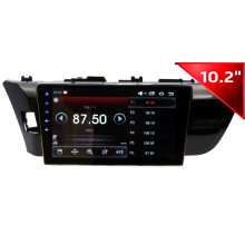 Android GPS Car DVD GPS for Toyota New Corolla (HD1011)