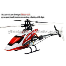 WASP X3 HOBBY 6CH RC HELICOPTER
