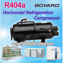 Supermarket island long working life btu6000 truck refrigeration compressor for sale