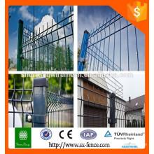 Vente chaude Alibaba 2016 !!!! Clôture métallique soudée en métal / clôture de jardin