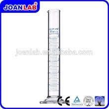 Cilindro Graduado de Medição de Vidro Laboratório JOAN para uso em laboratório