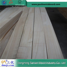 Panel Paulownia Finger Joint Board for Snow Core