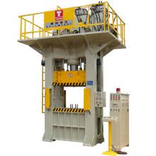 Presse hydraulique à profusion profonde pour roue à brouette métallique