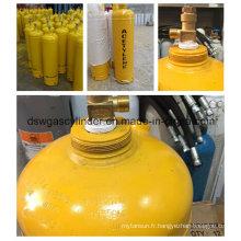 Chine 40L Cylindre d'acétylène