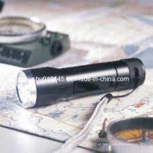 8 lanterna elétrica do diodo emissor de luz (tocha) (12-1H0005)