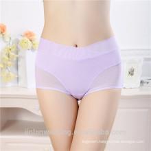 Fashiong New Design Sexy Women Period Underwear Ladies Menstrual Panties Lace Anti-leaking Water-proof Panty