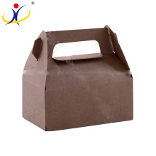 Customized Color!Hot Sale Best Quality Kraft Brown Paper Boxes