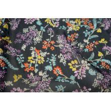 100% Viscose 50D Filament Yarn Crepe Print Fabric