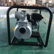 6.5HP gasoline powered single phase seal pumps water pump