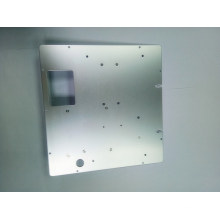 Stamping Part, Stamped Aluminum Metal Part Used in Telecommunication Devices