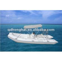 CE rigid fiberglass hull rib boat HH-RIB500C