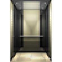 Elegante e estável elevador / elevador móvel com Japão VVVF
