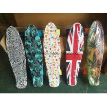 Скейтборд Penny с маркировкой CE, 12 цветов на выбор (ET-PSY001)