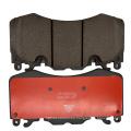 Wheel truck brake pad oem brake pads for volvo