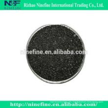 coque de brea de carbono fijo alto con 1-3 mm