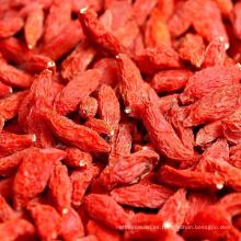 Paquete de bolsa Ningxia Organic Wolfberry Goji berry