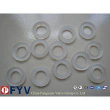 Vedações de válvula de baixa pressão ASTM PCTFE