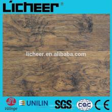 Plancher de bois imitated en surface EIR / sol stratifié facile