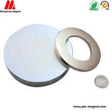 38m Sintered NdFeB Ring Magnets for Motor