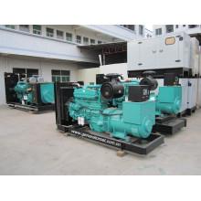 Fábrica de generadores de energía Diesel CUMMINS (25kVA-3000kVA)
