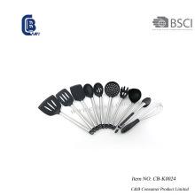 Juego de utensilios de cocina de silicona 10PCS