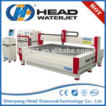 Máquinas de fabrico pequenas máquinas de corte cnc waterjet