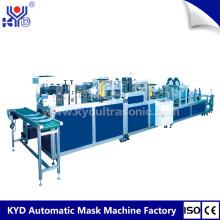 Machine de fabrication de capuchons chirurgicaux automatiques