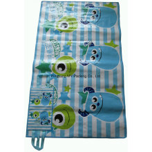 Padded Printed PP Lamination Beach Mat with Handle